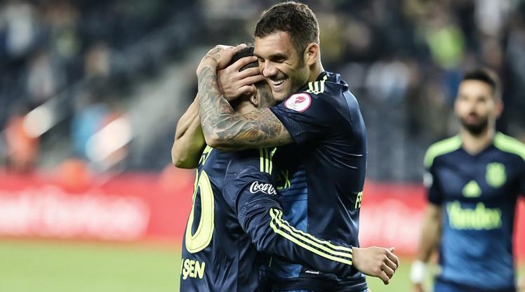 Türkiye Kupası finalinde Galatasaray'ın rakibi Fenerbahçe