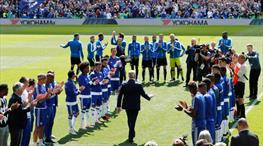 Şampiyon alkışlarla Stamford Bridge'de