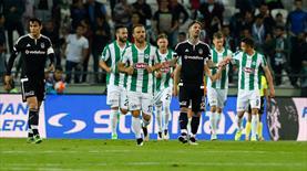 Torku Konyaspor - Beşiktaş: 2-1