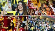 Antalya'da final coşkusu! Muhteşem kareler!..