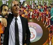 Galatasaray'ın kupa coşkusu! Muhteşem kareler!..