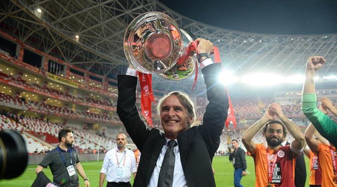 Riekerink Galatasaray'da kalacak mı? Açıkladı...