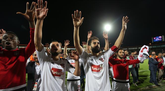 Gaziantepspor'un 2015-2016 sezonunda attığı tüm goller