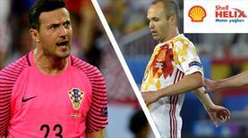 Hırvatistan-İspanya maçında en yüksek performansı kim sergiledi?