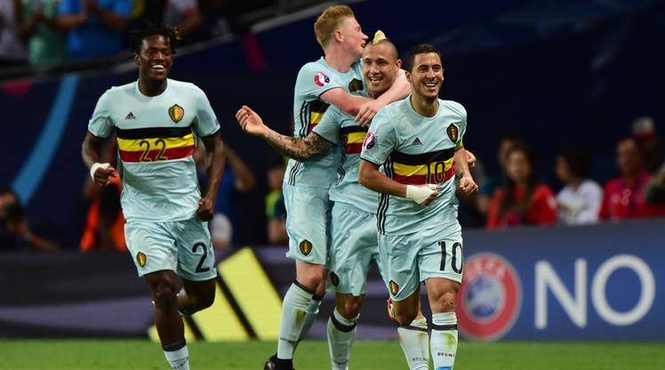 Belçika dört dörtlük!.. Hazard Macarları rüyadan uyandırdı (ÖZET)
