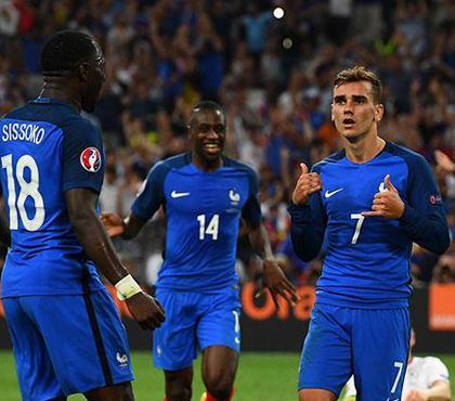 Griezmann Panzer'i evine yolladı, Fransa'yı finale uçurdu!..  (ÖZET)