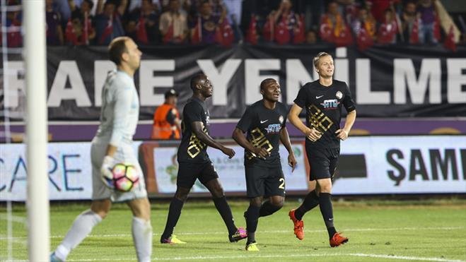 Osmanlıspor-Zimbru: 5-0!