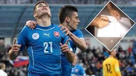 Trabzonspor Matus Bero'yu transfer etti