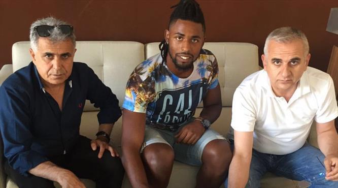 Şanlıurfaspor'a Portekizli golcü