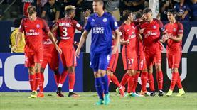 PSG, Leicester'ı sahadan sildi! (ÖZET)