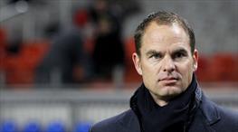 Inter, Frank de Boer'u açıkladı