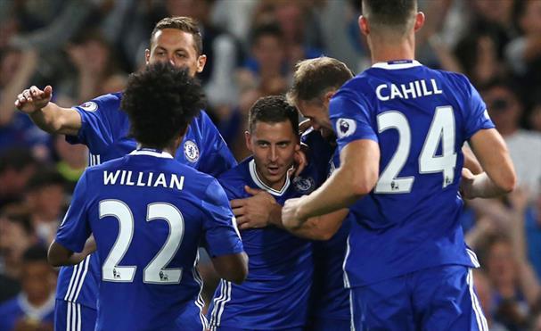 Chelsea - West Ham United: 2-1