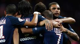 PSG - Metz: 3-0 (ÖZET)