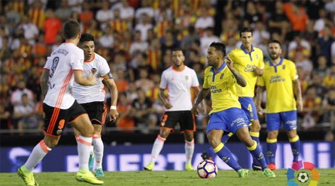 6 gollü düelloda Valencia şoka girdi!.. (ÖZET)