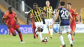 Fenerbahçe: 3 - Kayserispor: 3 (ÖZET)