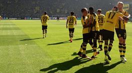 Dortmund galibiyetle başladı! Emre Mor...