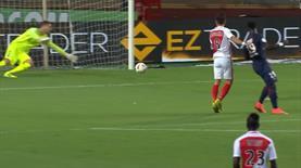 PSG'ye sezonun ilk şoku!.. Moutinho klas bitirdi!..