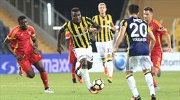 İşte Fenerbahçe - Kayserispor maçının öyküsü