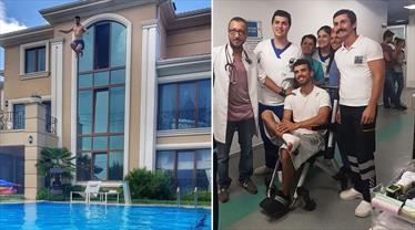 Kenan Sofuoğlu hastanelik oldu!
