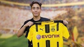 Dortmund'dan transfere  109,75 milyon euro