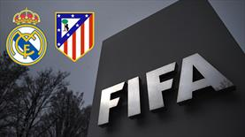FIFA, Real Madrid ve Atletico Madrid'in itirazlarını reddetti!