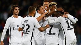 PSG, Caen'e patladı: 6-0!.. (ÖZET)
