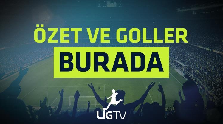 İşte Beşiktaş - Galatasaray derbisinin özeti...