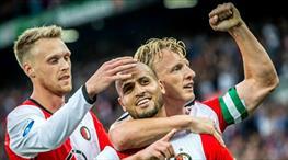 Feyenoord Kadıköy'e moralli geliyor!