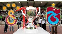 İşte Galatasaray ve Trabzonspor'un kupadaki rakipleri