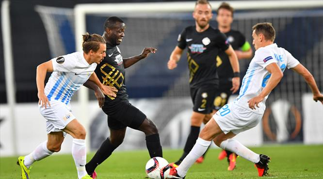 Zürih - Osmanlıspor: 2-1