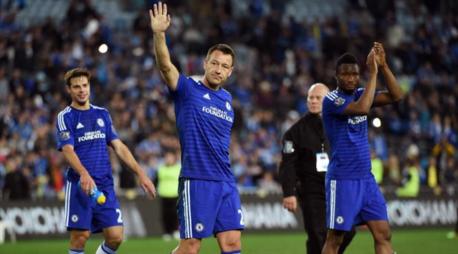 Chelsea'den Çin'e bir yıldız daha!