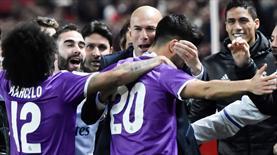 Zidane tarihe geçti