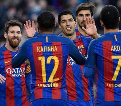 Camp Nou'da rekor gecesi! Barça şov burada! (ÖZET)