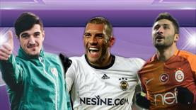 Aşağıdaki istatistikleri 17. haftada hangi futbolcu gerçekleştirdi?