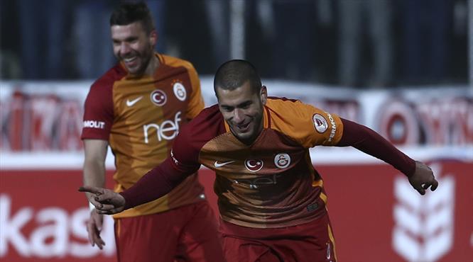 Elazığspor: 1 - Galatasaray: 4