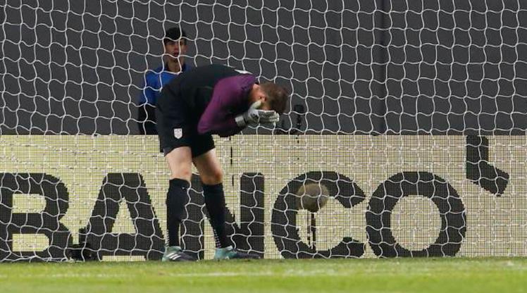 Portekiz maçında inanılmaz kaleci hatası!