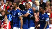Everton'a 45 dakika yetti (ÖZET)
