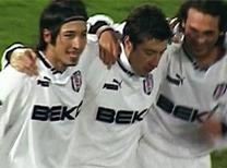 Beşiktaş'tan beş kardeş