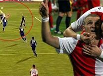 Bu golü defalarca izleyeceksiniz