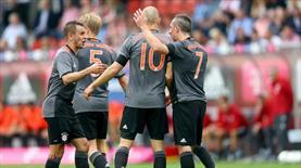 Robben'in şovu kısa sürdü! (ÖZET)