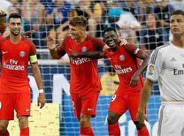 PSG'den Real'e fark