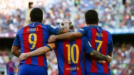 Barca'da yeni moda bu üçlü
